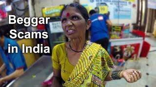 Download SAVED FROM A SCAMMER in India (Beggar Scam Exposed) Video