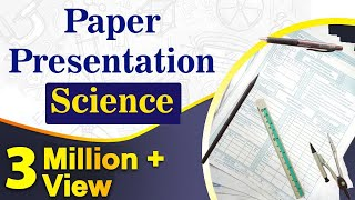 Download Science Paper Presentation Tips For Students | Exam Tips | LetsTute Video