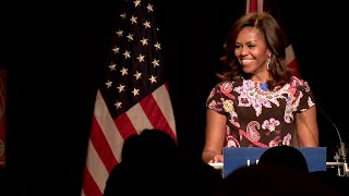 Download The First Lady Speaks in London on the Let Girls Learn Initiative Video