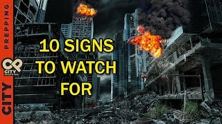 Download 10 signs SHTF is about to happen Video