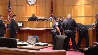 Download Courtroom fight breaks out in Hamilton County, TN courtroom Video