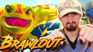 Download THE ONLY GAME WHERE I GET TO BEAT UP MY FRIENDS!? - BRAWLOUT! Video