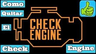Download Como quitar la luz del check engine sin scanner fácil y rápido / 100% funciona / rápido y fácil. Video