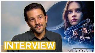 Download Rogue One - Diego Luna is Cassian Andor | exclusive interview (2016) Video