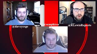 Download Peekers Advantage: Episode 8 w/ Richard Lewis - PED's in esports, cheating in csgo Video