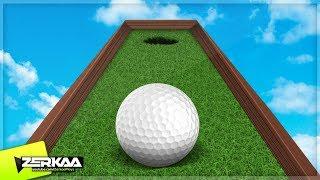 Download EASIEST MINIGOLF COURSE EVER? (Golf It) Video
