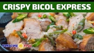 Download How to Cook Crispy Bicol Express Video