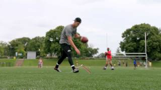 Download Justin Tucker Kicks With Ravens Fans Video
