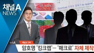 Download [단독]암호명은 '킹크랩'…매크로 '자체 제작' Video