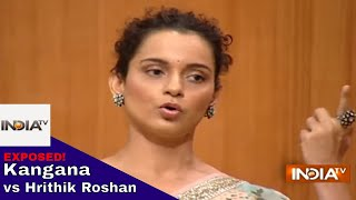 Download Kangana Vs Hrithik - The Ugly Battle Video