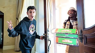 Download Offset Delivered Food to my House! **SURPRISE** Video