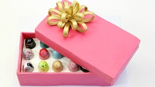Download Box of Chocolates Cake! - Mothers Day Video