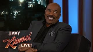 Download Steve Harvey Doesn't Like Being a Grandfather Video