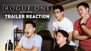 Download Rogue One TRAILER REACTION Video