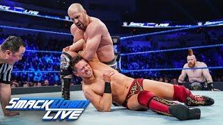 Download The Miz vs. Cesaro: SmackDown LIVE, Jan. 22, 2019 Video