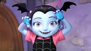 Download Vampirina Meet and Greet at Disney's Hollywood Studios - New Disney Junior Character at Disney World Video