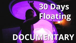 Download Super Float Me - 30 Days of Floating Experience Documentary Video