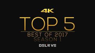 Download TOP 5 BEST 4K DSLR/M Cameras 2017 Video