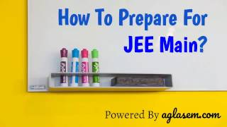 Download How To Prepare For JEE Main 2018 without coaching Video