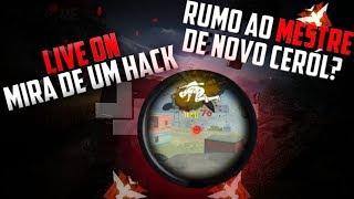 Download RANKEADA NÍVEL DEUS - Ft. WEEDZAO - GGeasy 🔴FREEFIRE AO VIVO Video