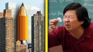 Download Making TINY ART with a GIANT PENCIL! Video