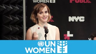 Download Emma Watson HeForShe Speech on International Women's Day 2016 Video