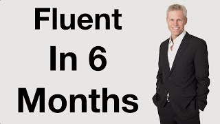Download Fluent In 6 Months | The Secrets To Faster Success Video
