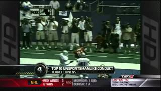 Download Top 10 Unsportsmanlike Conduct Video