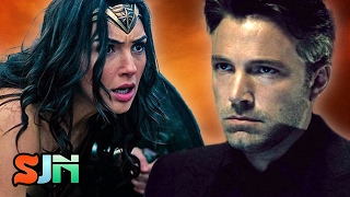 Download Wonder Woman has THIS Villain, but Batman has no Director! Video