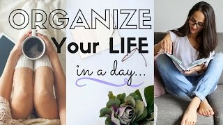 Download HOW TO ORGANIZE YOUR LIFE IN A DAY Video