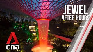 Download What does it take to maintain Singapore's Jewel Changi Airport?   Jewel After Hours   Full Episode Video