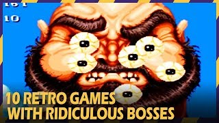 Download 10 RETRO games with RIDICULOUS BOSSES Video