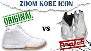 Download Original vs Replica Nike zoom kobe icon, zapatillas fake español sigue ¡Elevando tu nivel! Video