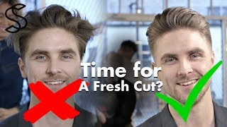 Download Time for a fresh haircut ? - Best hairstyles for men 2018 by Slikhaar TV Video