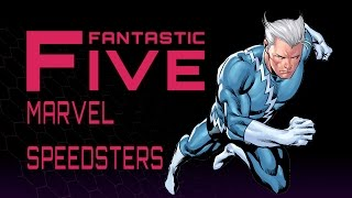 Download 5 Best Marvel Speedsters - Fantastic Five Video