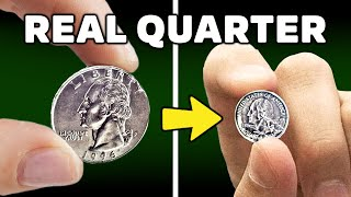 Download How to shrink a quarter with electricity Video