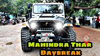 Download Mahindra Thar Costume Edition In Bhubaneswar Video