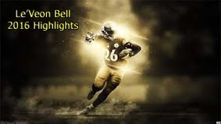 Download Le'Veon Bell    ″There He Go″    Pittsburgh Steelers 2016 Highlights Video