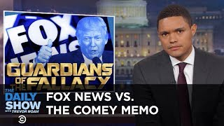 Download A Special Prosecutor Steps In & Fox News Doesn't Get the Comey Memo: The Daily Show Video