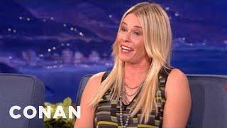 Download Chelsea Handler Drove Her Bentley To A Wendy's Drive-Thru - CONAN on TBS Video
