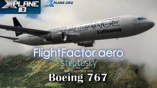 Download FlightFactor & StepToSky Boeing 767 for X-plane 10 Video