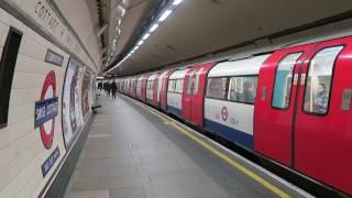 Download London Underground Extravaganza All 11 Lines! 29 November 2016 Video