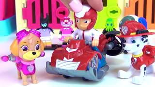 Download WRONG HEADS! Lego Disney Jr Mickey Minnie Mouse, Daisy Donald Duck Paw Patrol Magical Pup House TUYC Video