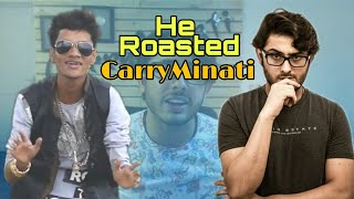 Download CARRYMINATI ROASTED BY AUNTY KI GHANTI PART 3 || OMPRAKASH MISHRA || Video
