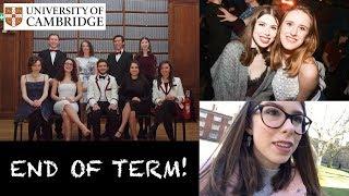 Download CAMBRIDGE VLOG 11: END OF LENT TERM! Video