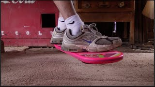Download MATTEL BACK TO THE FUTURE HOVER BOARD MATTY COLLECTOR REVIEW Video