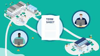 Download How blockchain improves the negotiation of corporate loans? Video