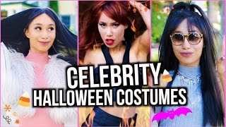 Download 5 Celebrity Halloween Costume Ideas! Ariana, Taylor, Kim and Kylie! | MyLifeAsEva Video