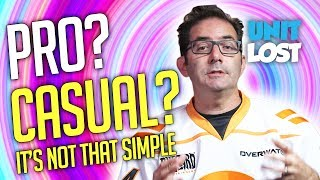 Download PRO or CASUAL Balance? Jeff Speaks - Overwatch Video