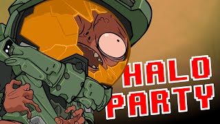 Download Halo Party Video
